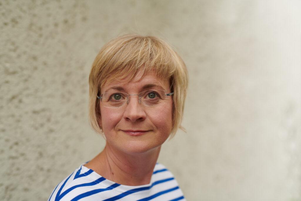 Porträt Astrid Zand